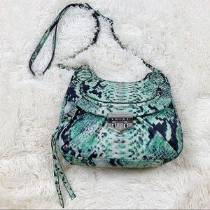 Aimee Kestenberg Jade Snake Marlee Crossbody Bag